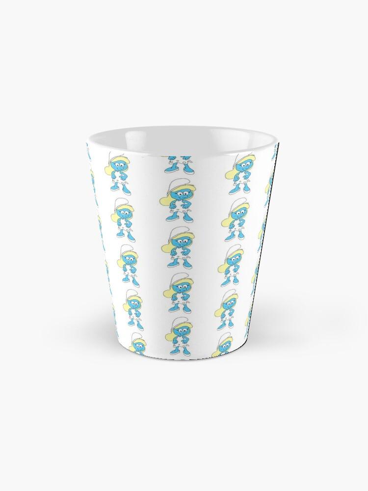 Alternate view of Smurfette Mug