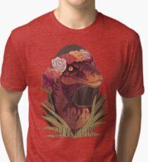Kluges Mädchen Vintage T-Shirt