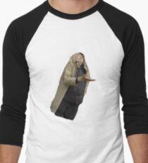 Maarten van Rossem - Omhoogkijkend Men's Baseball ¾ T-Shirt