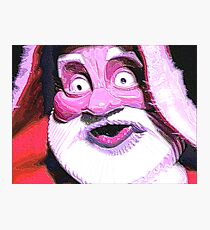 Santa..Doctor Style Photographic Print