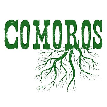 Comoros Roots by surgedesigns