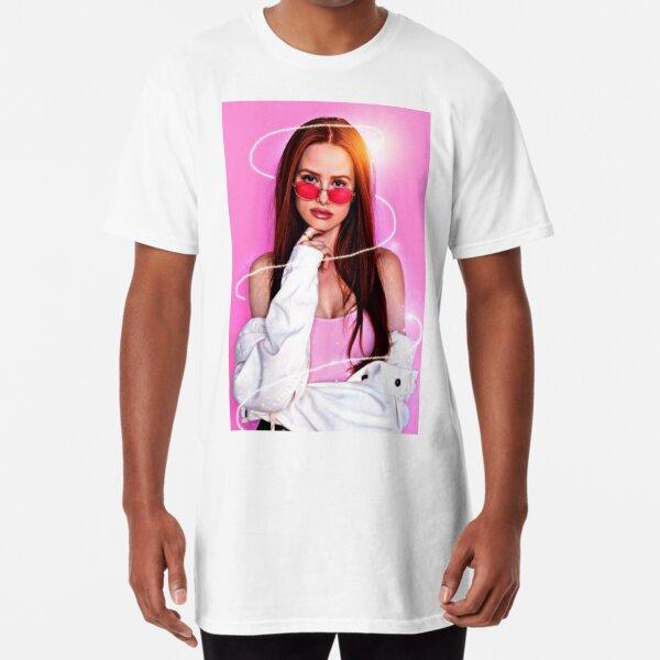 Madelaine Petsch Camiseta larga