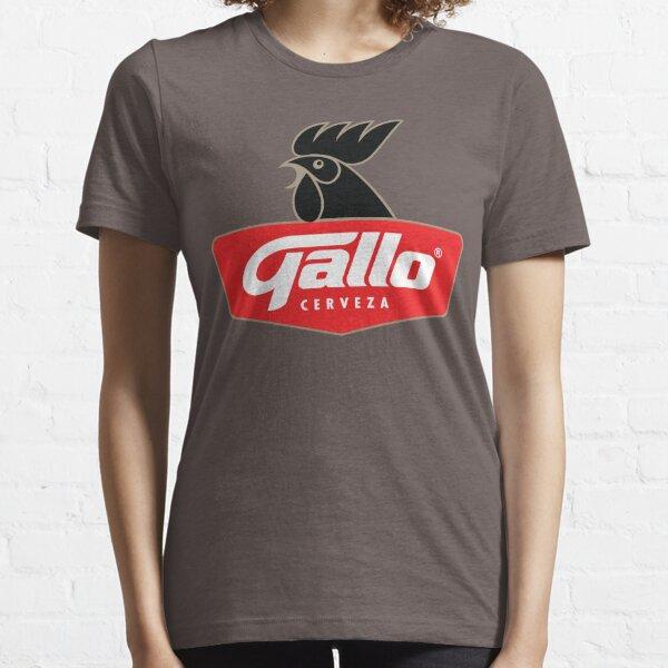 Gallo Cerveza - Bestes Bier in Guatemala Zentralamerika Essential T-Shirt