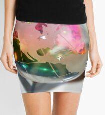 Crystal Ball World Mini Skirt