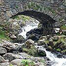 Old Stone Bridge, Ashness, Lake District by Woodie