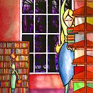 The Library by robertemerald