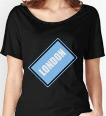 London Women's Relaxed Fit T-Shirt