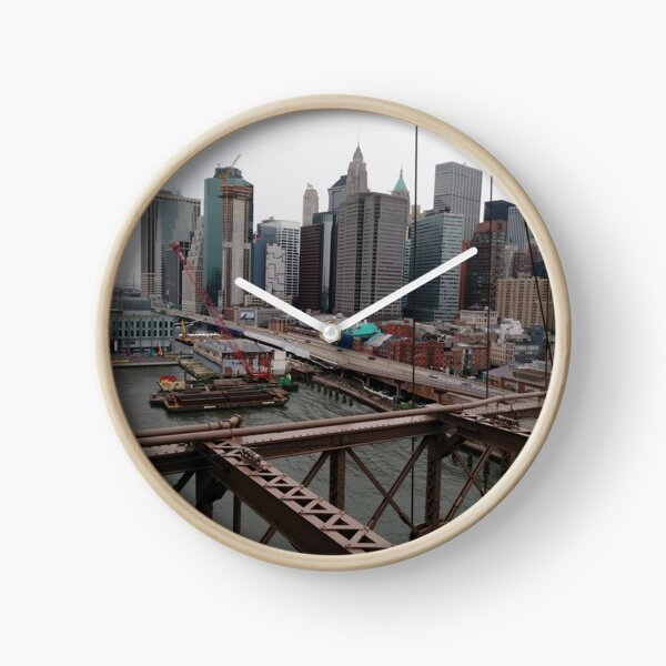 Manhattan, #Manhattan, New York, #NewYork, NYC, #NYC, New York City, #NewYorkCity Clock