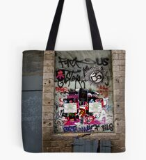 Lille graffiti Tote Bag