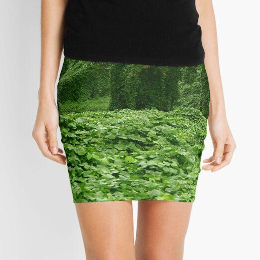 kudzu Mini Skirt