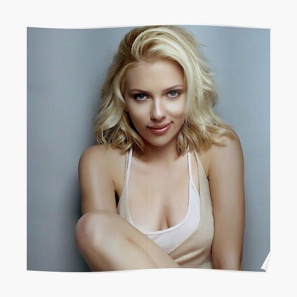 Scarlett Johansson Poster