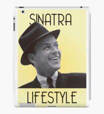Sinatra Lifestyle iPad-Hülle & Klebefolie