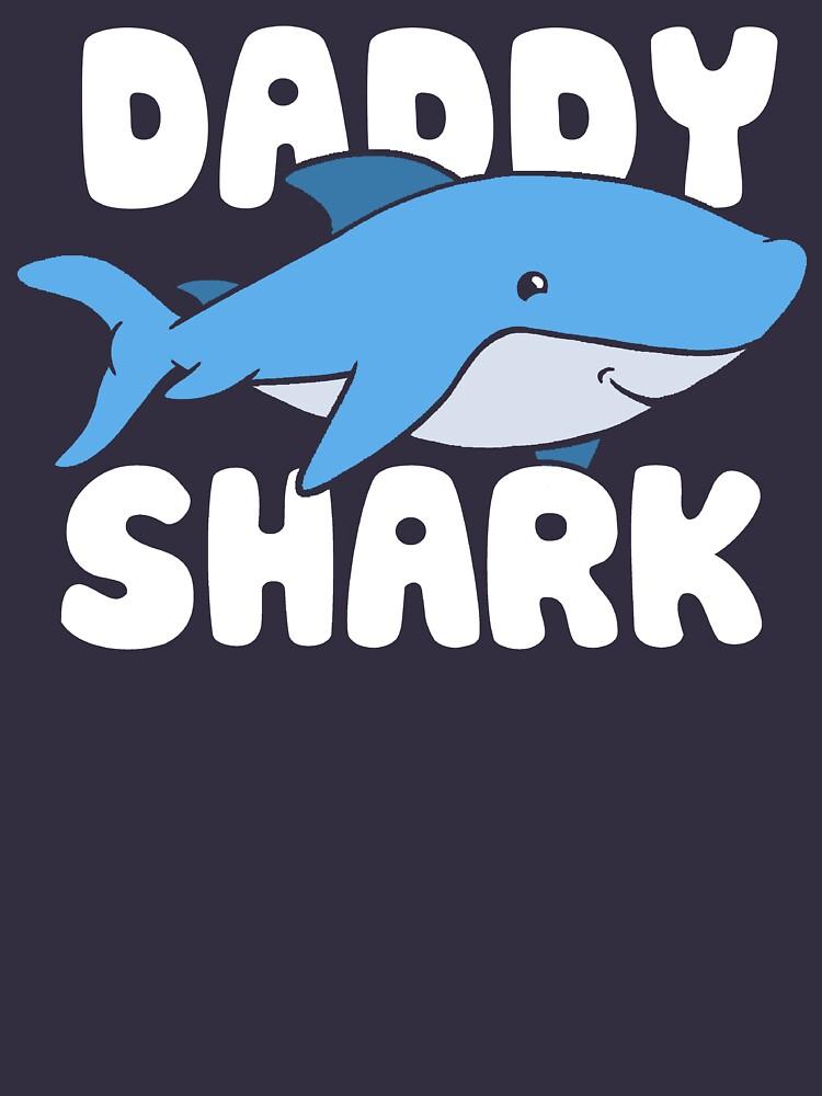 Netter Vati-Haifisch von BootsBoots