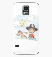 The Great Adventure of Pirate Boy Aaron Case/Skin for Samsung Galaxy