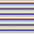 Colorful Fun Stripes 3 by J-CCreations