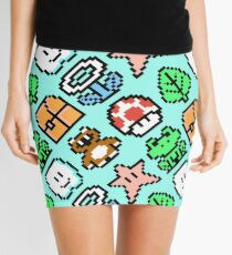 Super Mario Bros. 3 / Items / blue sky Mini Skirt
