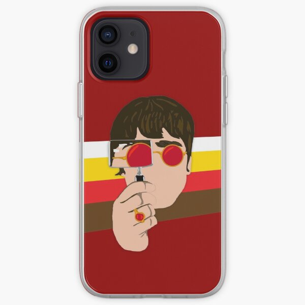 Noel Look Back In Anger iPhone Soft Case