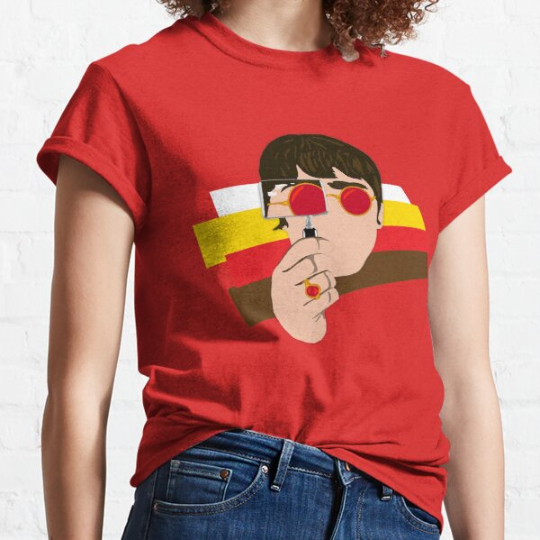 Noel Look Back In Anger Classic T-Shirt