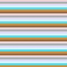 Colorful Fun Stripes 5 by J-CCreations