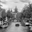 Amsterdam Capital of the Netherlands by Lanis Rossi