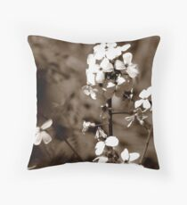 Down By The Riverside Throw Pillow