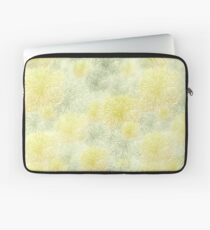 Sow-thistle. Flowers of the spring... Laptop Sleeve