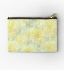 Sow-thistle. Flowers of the spring... Studio Pouch
