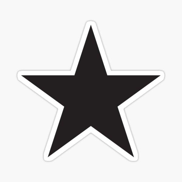 David Bowie Blackstar Sticker
