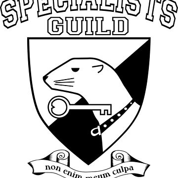 Xcrawl Specialists Guild by Pandabrett