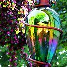 Garden Reflections by Tamara Valjean