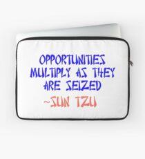 Opportunities multiply Laptop Sleeve