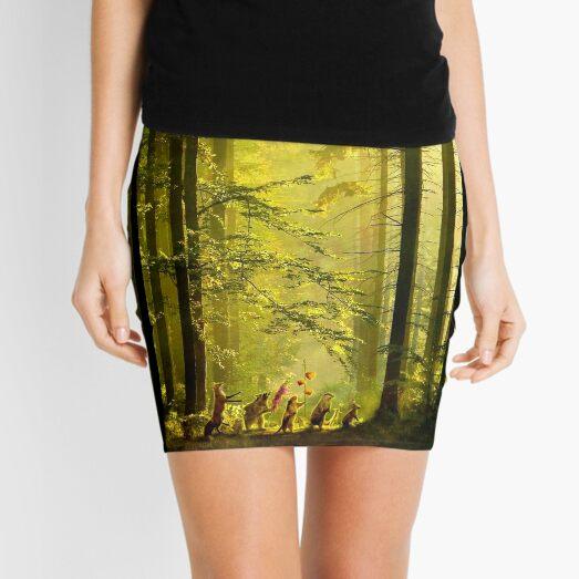 The Secret Parade Mini Skirt
