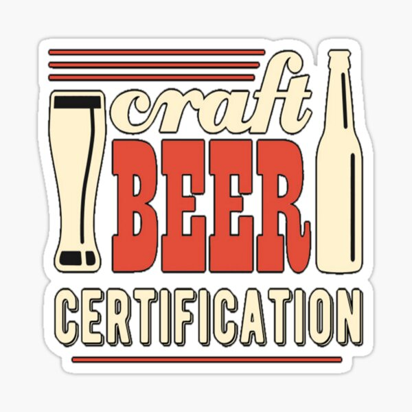 Red Tank  Brewing craft beer brewery sticker Redbank NJ