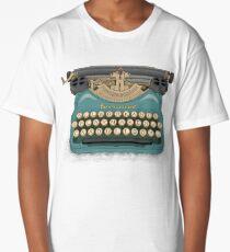 Writer's Block Long T-Shirt