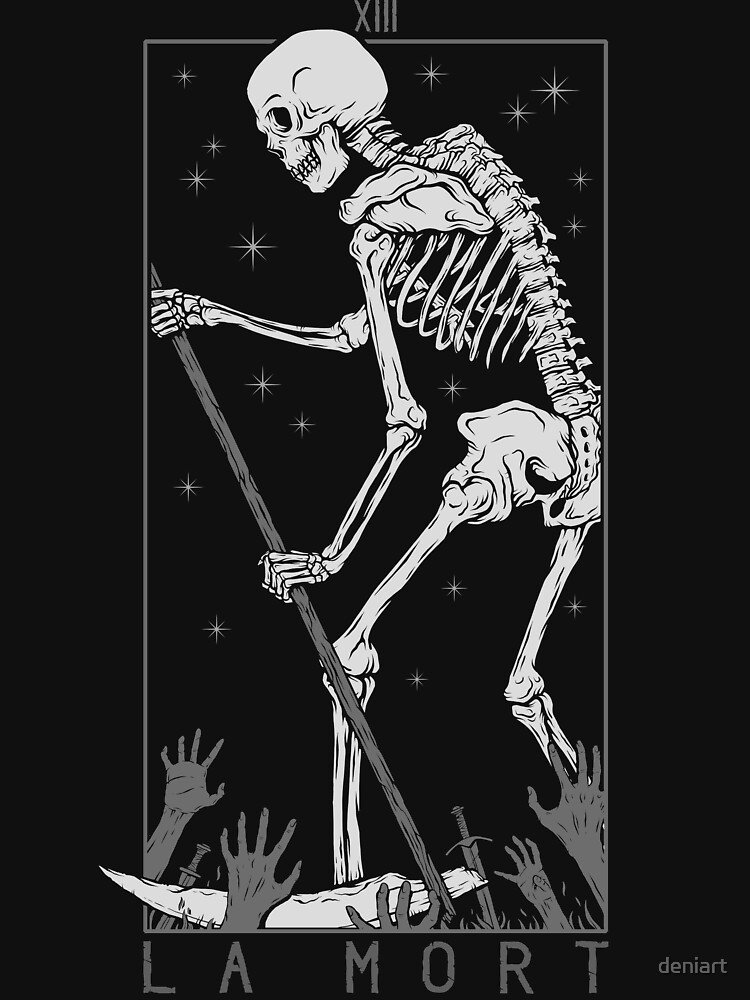 La Mort by deniart