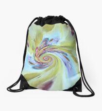 Plumage Drawstring Bag