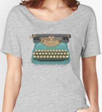 Writer's Block Women's Relaxed Fit T-Shirt