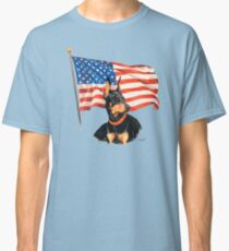 """Home of the Brave"" Classic T-Shirt"