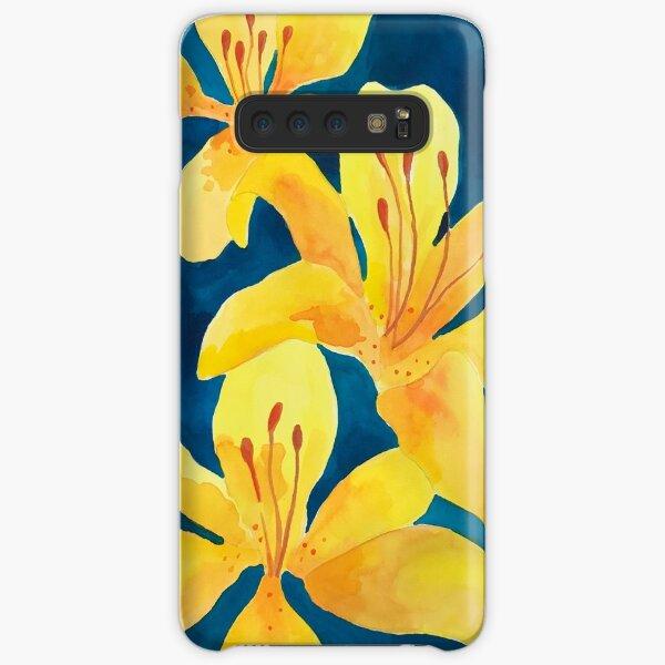 Tiger Lilies Samsung Galaxy Snap Case