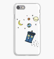 Little Tardis  iPhone Case/Skin