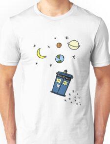Little Tardis  Unisex T-Shirt