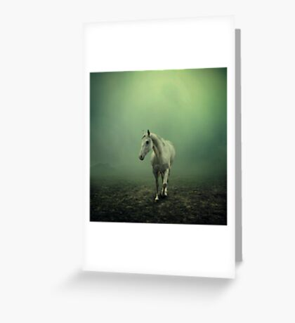 Age of Loneliness Greeting Card
