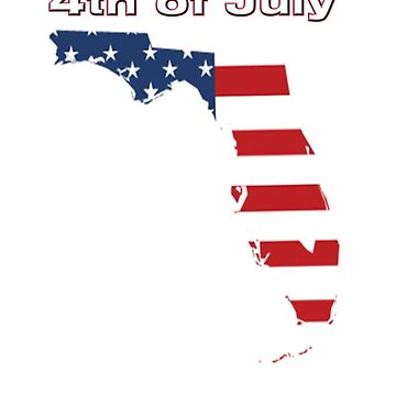 Happy Florida 4th of July by designingjudy