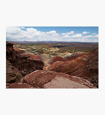 Long Canyon Overlook Photographic Print