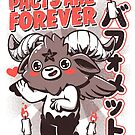 Pacts Are Forever by Ilustrata Design