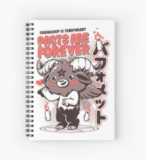 Pacts Are Forever Spiral Notebook