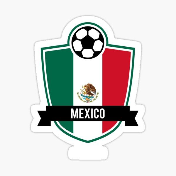 Decal Mexico Futbol Hispanic Cultural Sticker