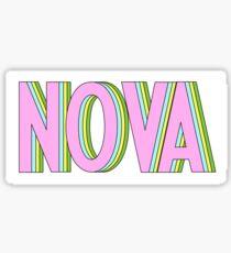 NOVA / Northern Virginia Sticker