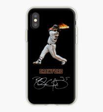 Crawford - Giants iPhone Case