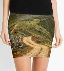 Razor Back Drive,Mt Blue Rag Mini Skirt
